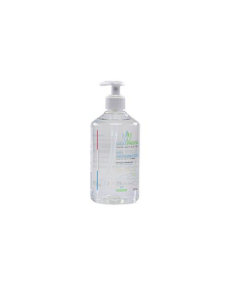 gel hydroalcoolique odeur parfumée